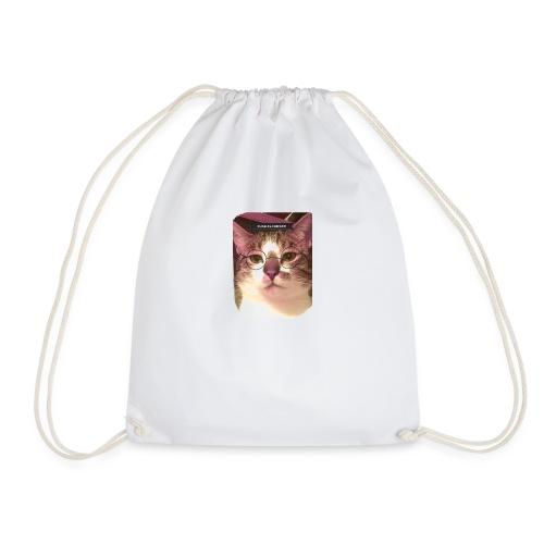 Das einzigartige The Chefcat Shirt! - Turnbeutel