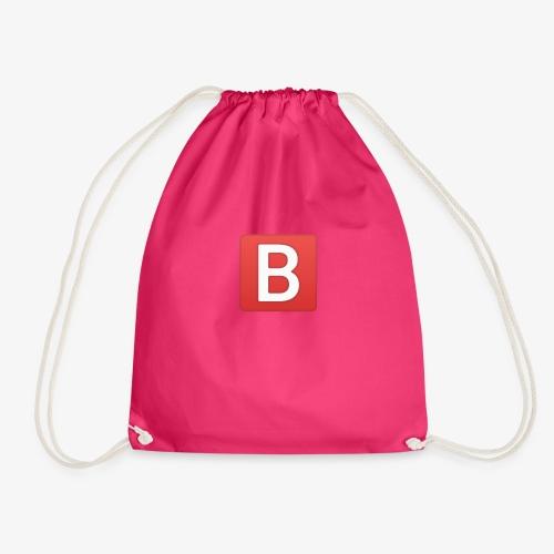 b emoji meme - Sac de sport léger