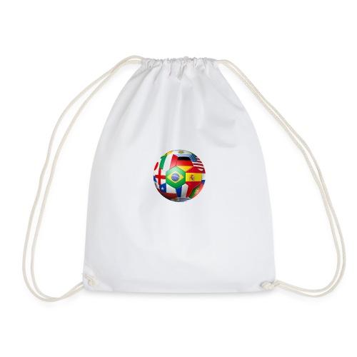Brasil Bola - Drawstring Bag
