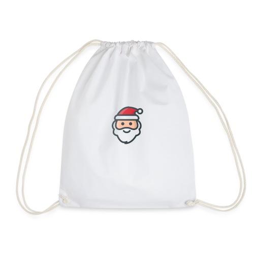 if Santa Claus 1651938 - Drawstring Bag