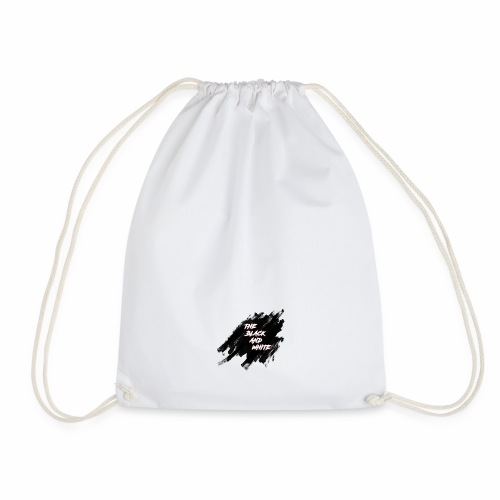 the black and white - Mochila saco