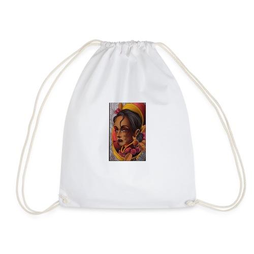 Dama antigua - Mochila saco