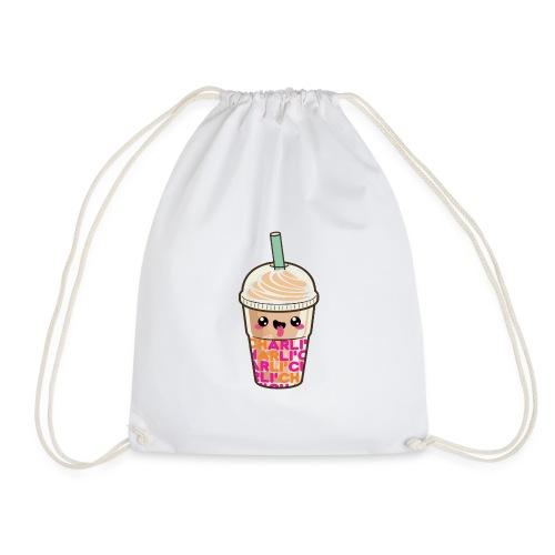 00411 Iced Coffee Charli Damelio - Mochila saco