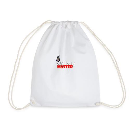 DiamondMaster Hoodie   BlUE EDITION - Drawstring Bag