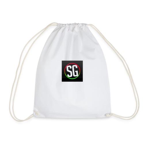 My logo - Drawstring Bag