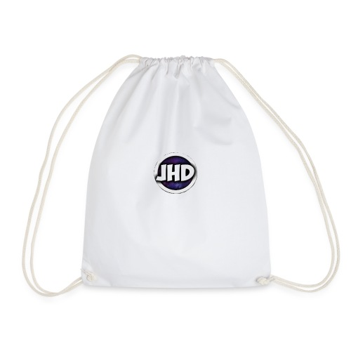 JackBoiiHD- Black T-Shirt - Drawstring Bag