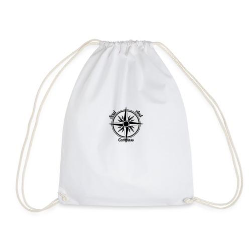 Soul And Compass Original Logo Shirt - Drawstring Bag