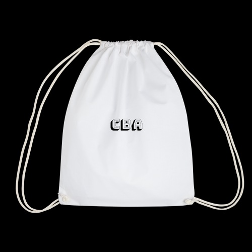 Can't be asked. - Drawstring Bag