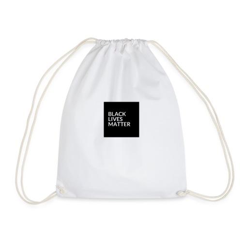 Black lives matter 1 - Drawstring Bag