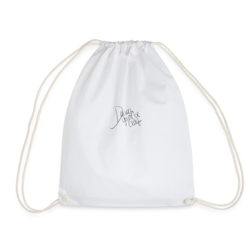 Darling, you'll be okay. - Drawstring Bag