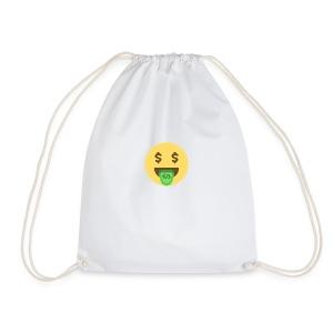 Dollar face - Gymbag