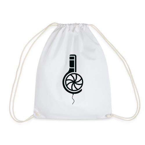 CandyRush Logo - Drawstring Bag