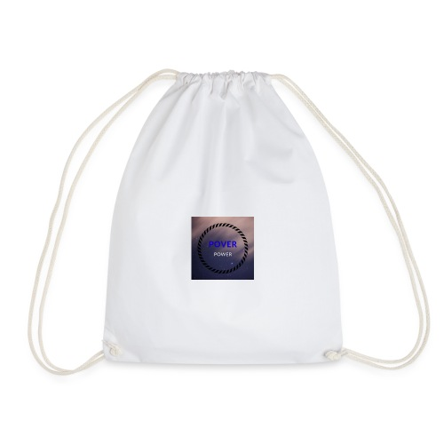 POVER POWER - Drawstring Bag