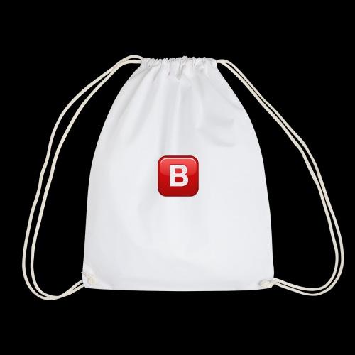 ios emoji negative squared latin capital letter b - Sacca sportiva