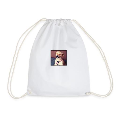 perro riendo - Mochila saco