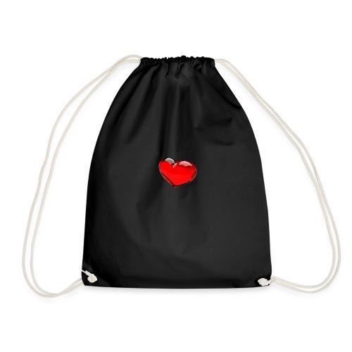 serce 3D - Worek gimnastyczny