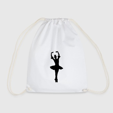 ballerina - Drawstring Bag