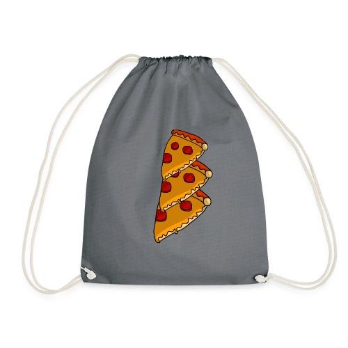 pizza - Sportstaske