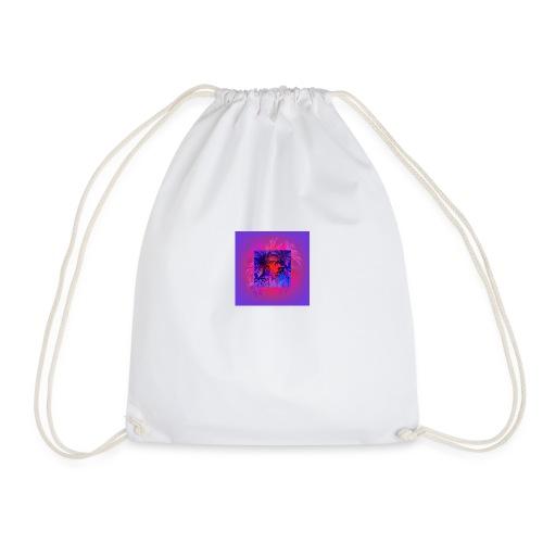 Tropical Summer Nights - Drawstring Bag