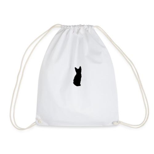 cat6 - Drawstring Bag