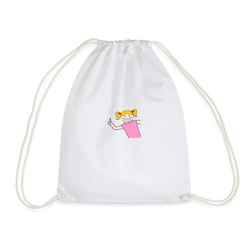 Trudy Walker Thumbs Up - Drawstring Bag