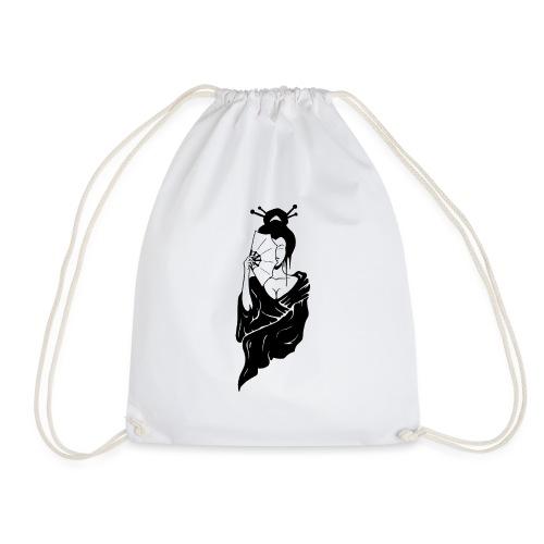 Geisha - Turnbeutel