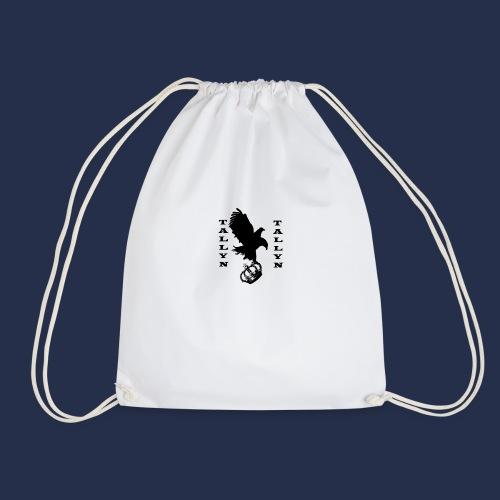 Double Tallyn logo - Drawstring Bag