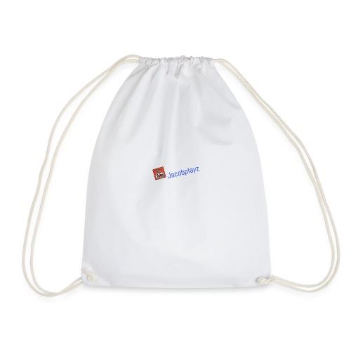 Jacobplayz logo - Drawstring Bag