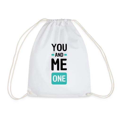 You and me one - Sac de sport léger