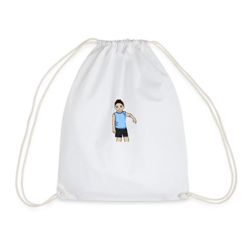 OfirGaming HD logo - Drawstring Bag