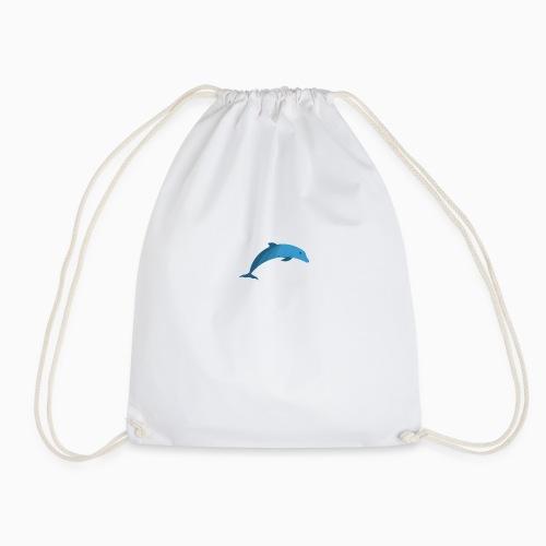 Delfin - Turnbeutel