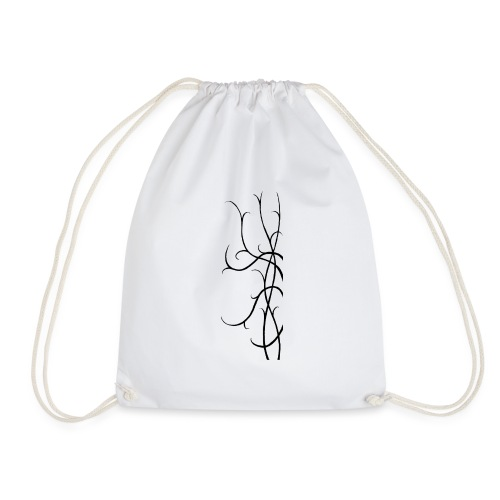 Tendrils - Drawstring Bag