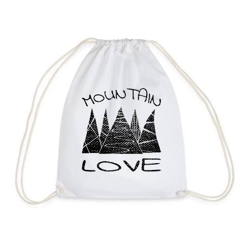 Outdoor Berge Mountain Love - Turnbeutel