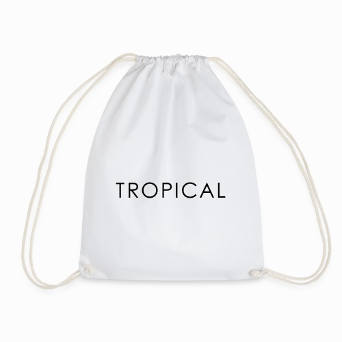 tropical - Turnbeutel