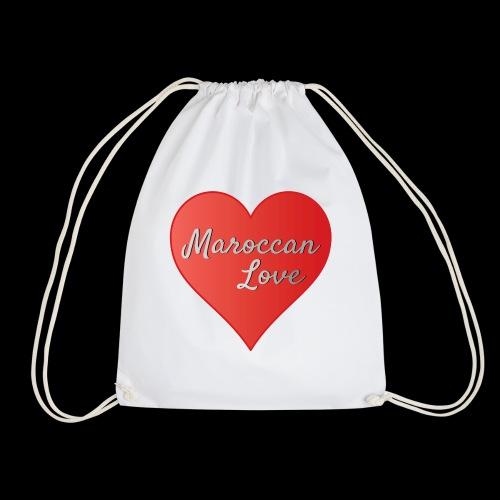 Maroccan_Love_LifeStyle Logo - Turnbeutel