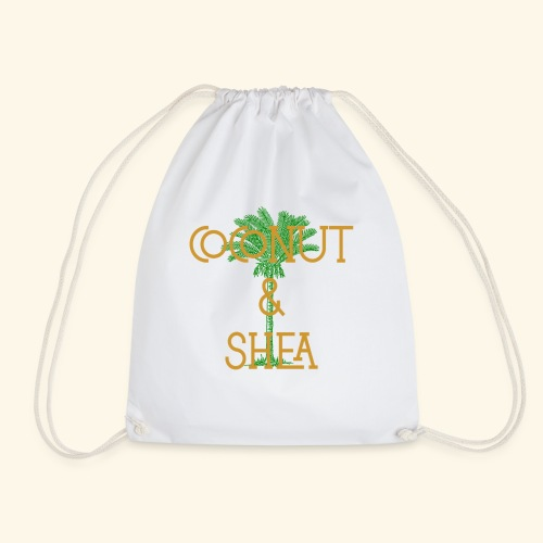Coconut & Shea - Drawstring Bag
