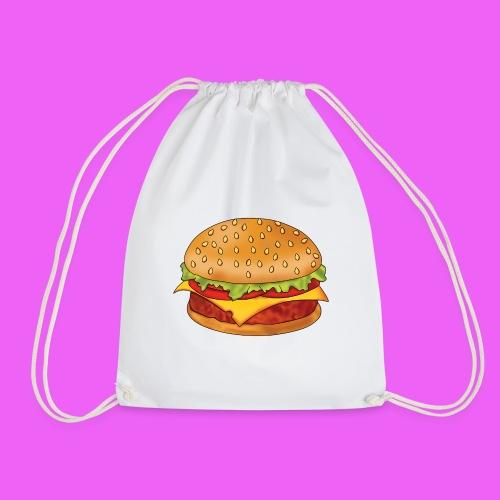 hamburguesa - Mochila saco
