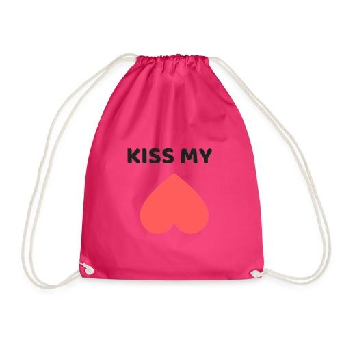 Kiss My Ass - Worek gimnastyczny