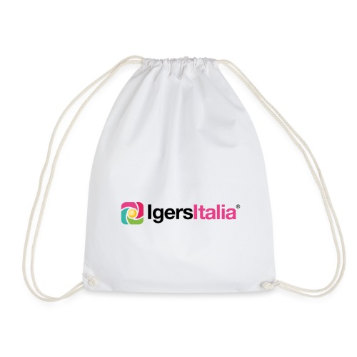 IgersItalia - Colori - Sacca sportiva