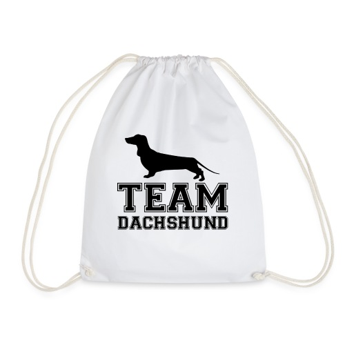 team-dachshund - Sacca sportiva