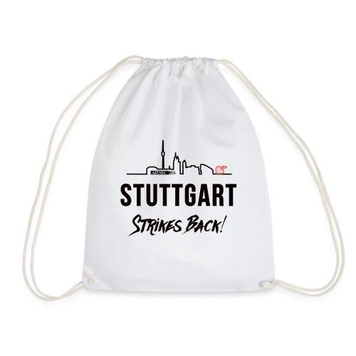 Stuttgart Strikes Back Skyline - Turnbeutel