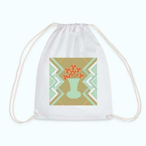 Mid-Century - Drawstring Bag