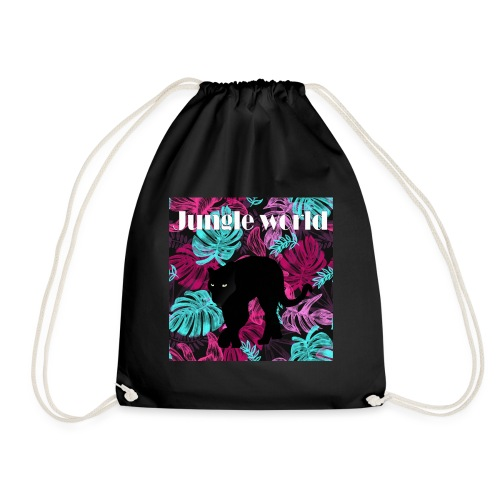 Jungle world panthere c - Sac de sport léger