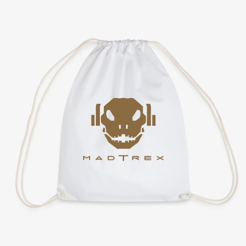 MadTrex logo - Drawstring Bag