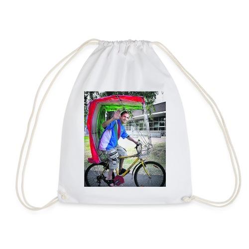 Became a phenomenon, Merla Jerome Gym & Training - Drawstring Bag