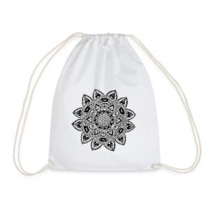 Lisaty Mandala - Drawstring Bag