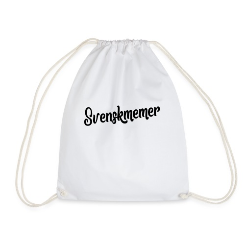 svenskmemer 3 - Gymnastikpåse