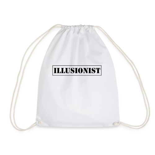 Illusionist - Drawstring Bag