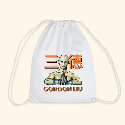 Gordon Liu - San Te Monk (Official) 6 dots - Gymtas