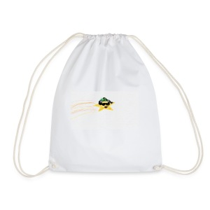 Shooting star - Drawstring Bag